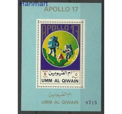 Znaczek Umm Al Qiwain 1972 Mi einbl 928 Czyste **