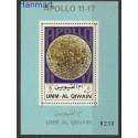 Umm Al Qiwain 1972 Mi einbl 929 Czyste **