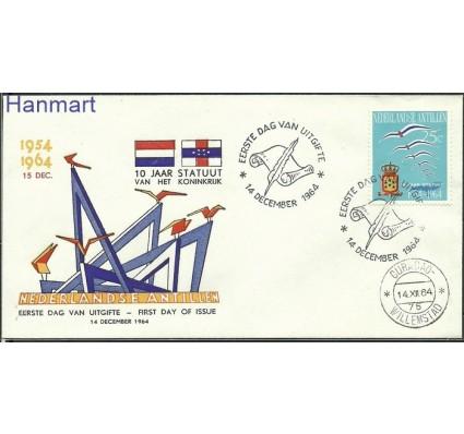 Znaczek Antyle Holenderskie 1964 Mi 146 FDC