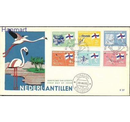 Znaczek Antyle Holenderskie 1965 FDC