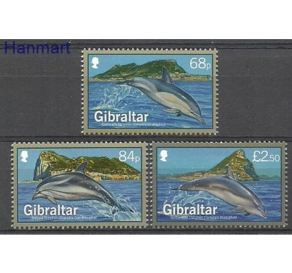 Znaczek Gibraltar 2014 Mi 1622-1624 Czyste **