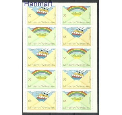 Znaczek Niemcy 2011 Mi 2848-2849 Czyste **