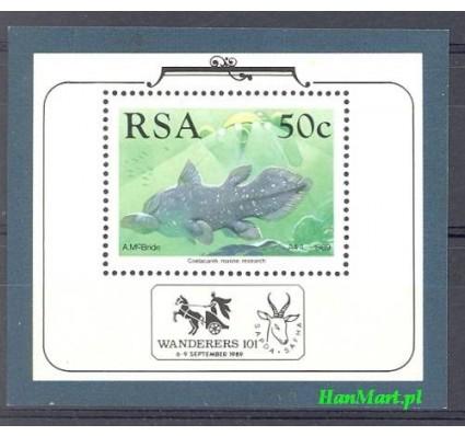 Znaczek Republika Południowej Afryki 1989 Mi bl 22 Czyste **