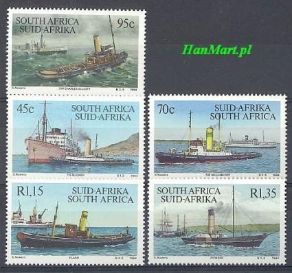 Znaczek Republika Południowej Afryki 1994 Mi 930-934 Czyste **