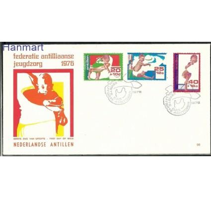 Znaczek Antyle Holenderskie 1976 FDC