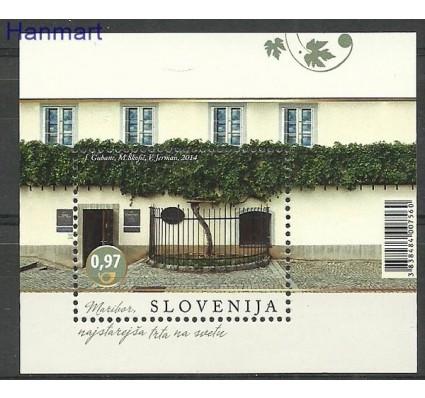 Znaczek Słowenia 2014 Mi bl 73 Czyste **