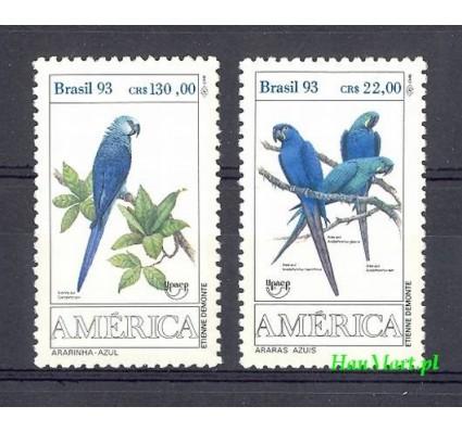 Znaczek Brazylia 1993 Mi 2548-2549 Czyste **