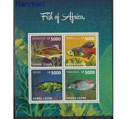 Znaczek Sierra Leone 2013 Mi 5840-5843 Czyste **