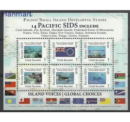 Znaczek Wyspy Cooka 2014 Mi bl 246 Czyste **