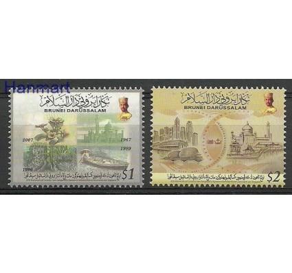 Znaczek Brunei 2012 Mi 773-774 Czyste **