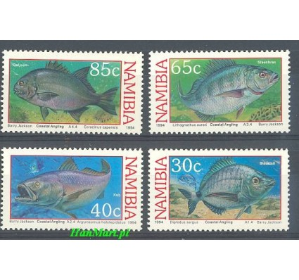 Znaczek Namibia 1994 Mi 764-767 Czyste **