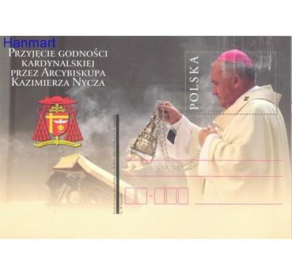 Znaczek Polska 2010 Fi Cp 1554 Całostka pocztowa