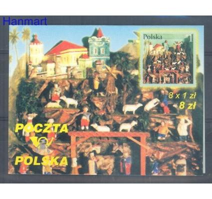Znaczek Polska 2001 Mi mh 3946 Fi 3796 Czyste **