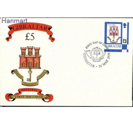 Znaczek Gibraltar 1979 Mi 391 FDC