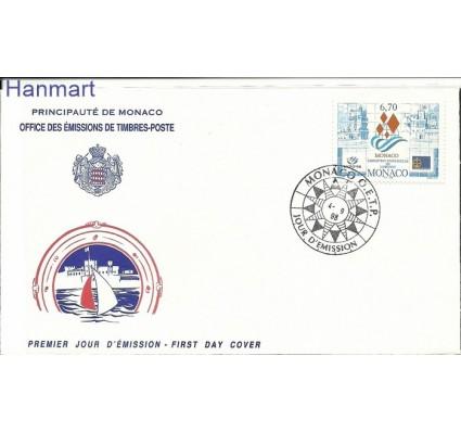 Znaczek Monako 1998 Mi 2423 FDC