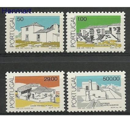 Znaczek Portugalia 1989 Mi 1780-1783 Czyste **