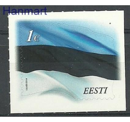 Znaczek Estonia 2014 Mi 756II Czyste **
