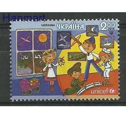 Znaczek Ukraina 2014 Mi 1415 Czyste **