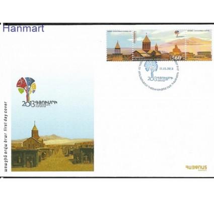 Znaczek Armenia 2013 Mi 846 FDC