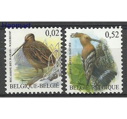 Znaczek Belgia 2003 Mi 3251-3252w Czyste **