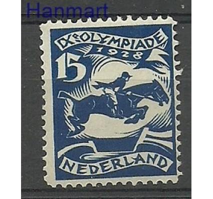 Znaczek Holandia 1928 Mi 211 Z podlepką *