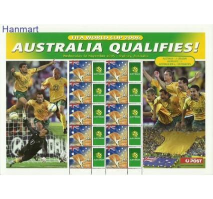 Znaczek Australia 2006 Mi ark 2196 Czyste **