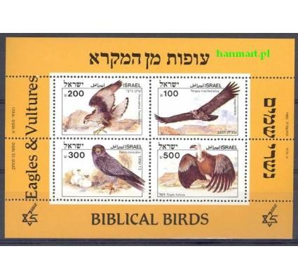 Znaczek Izrael 1985 Mi bl 27 Czyste **