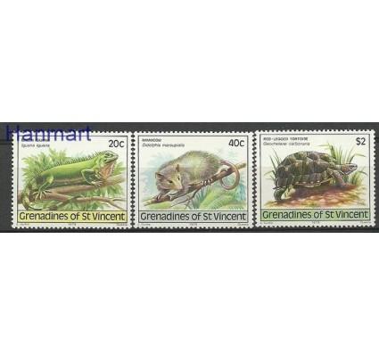 Znaczek Grenadines of St Vincent 1979 Mi 169-171 Czyste **