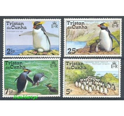 Znaczek Tristan da Cunha 1974 Mi 191-194 Czyste **