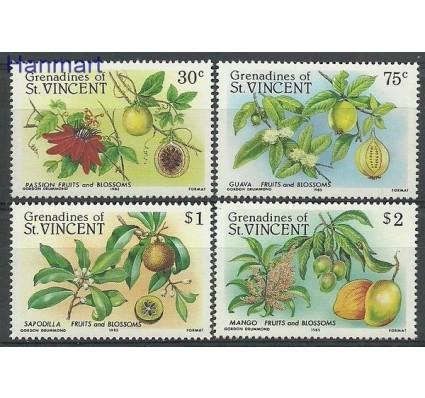 Znaczek Grenadines of St Vincent 1985 Mi 409-412 Czyste **