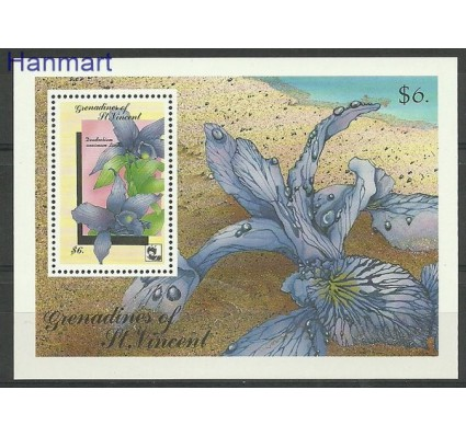 Znaczek Grenadines of St Vincent 1990 Mi bl 57 Czyste **