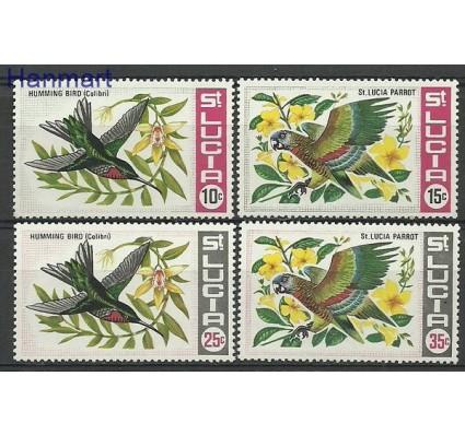 Znaczek Saint Lucia 1969 Mi 233-236 Czyste **