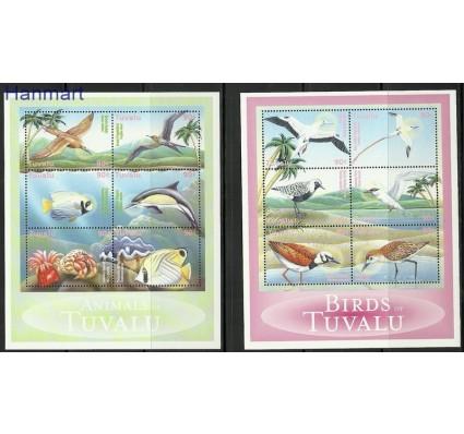 Znaczek Tuvalu 2000 Mi 975-986 Czyste **