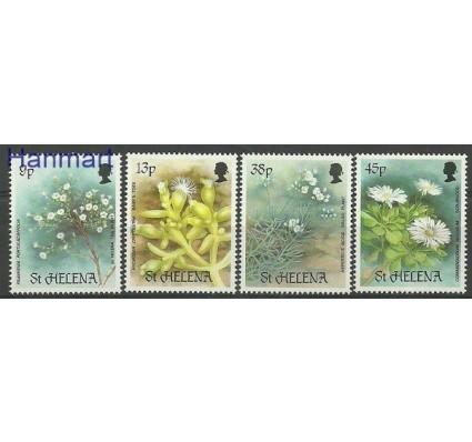 Znaczek Wyspa św. Heleny 1987 Mi 469-472 Czyste **