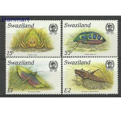 Znaczek Suazi 1988 Mi 540-543 Czyste **