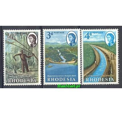 Znaczek Rodezja 1965 Mi 4-6 Czyste **