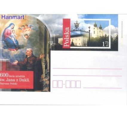 Znaczek Polska 2014 Fi Cp 1672 Całostka pocztowa