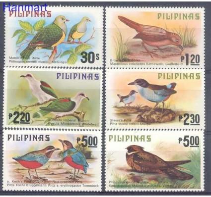 Znaczek Filipiny 1979 Mi 1270-1275 Czyste **