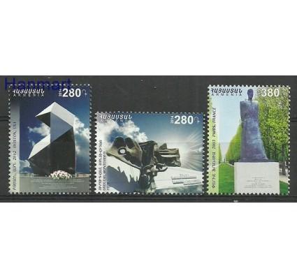 Znaczek Armenia 2014 Mi 893-895 Czyste **