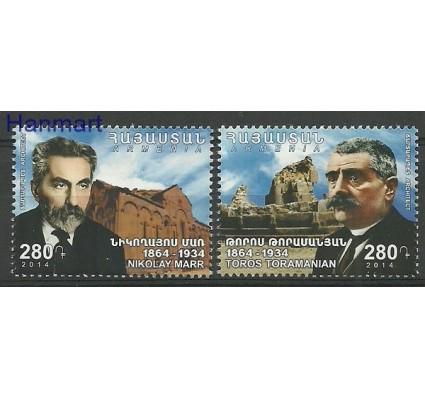 Znaczek Armenia 2014 Mi 899-900 Czyste **