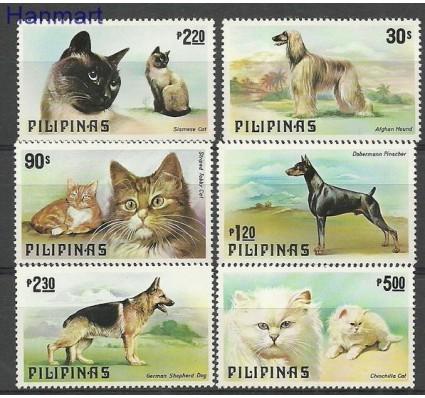 Znaczek Filipiny 1979 Mi 1306-1311 Czyste **