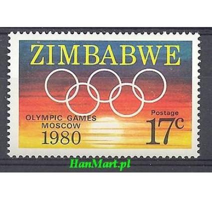 Znaczek Zimbabwe 1980 Mi 246 Czyste **