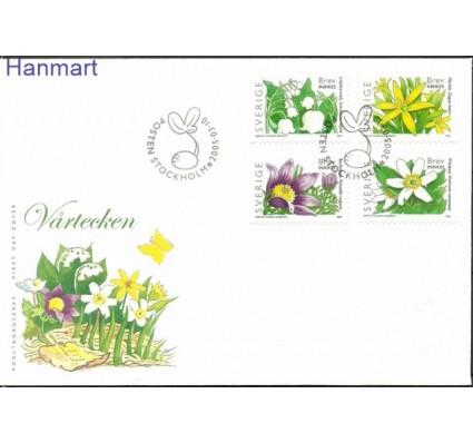 Znaczek Szwecja 2005 FDC