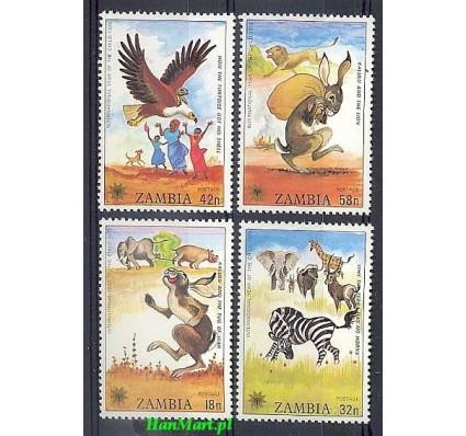 Znaczek Zambia 1979 Mi 205-208 Czyste **