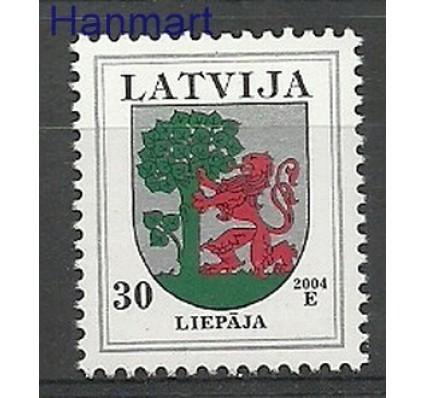 Znaczek Łotwa 2004 Mi 486CII Czyste **