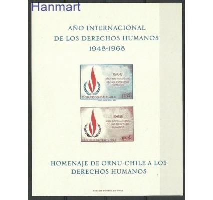 Chile 1969 Mi ged 716-717 Czyste **