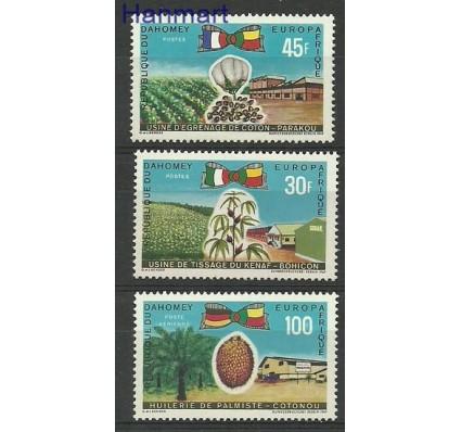 Znaczek Dahomej 1969 Mi 390-392 Czyste **