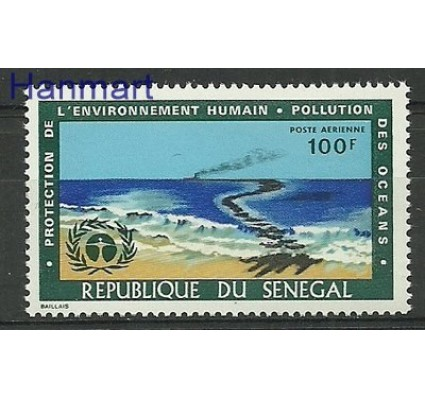 Znaczek Senegal 1972 Mi 490 Czyste **