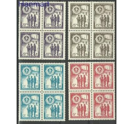 Znaczek Syria 1966 Mi 925-928 Czyste **