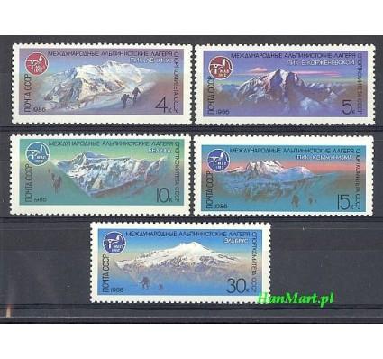 ZSRR 1986 Mi 5635-5639 Czyste **